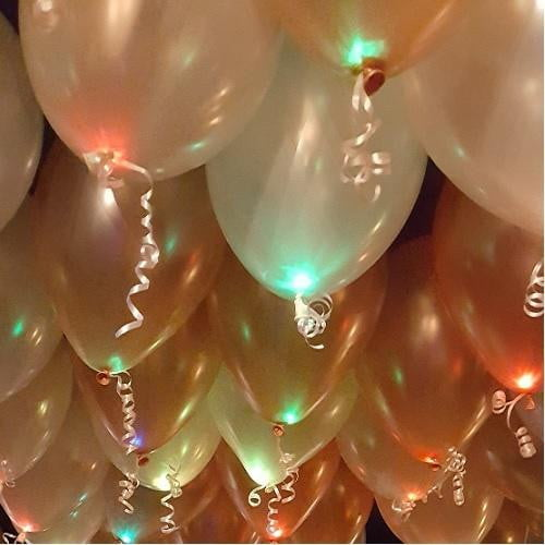 Light up the Dance Floor Balloon Package
