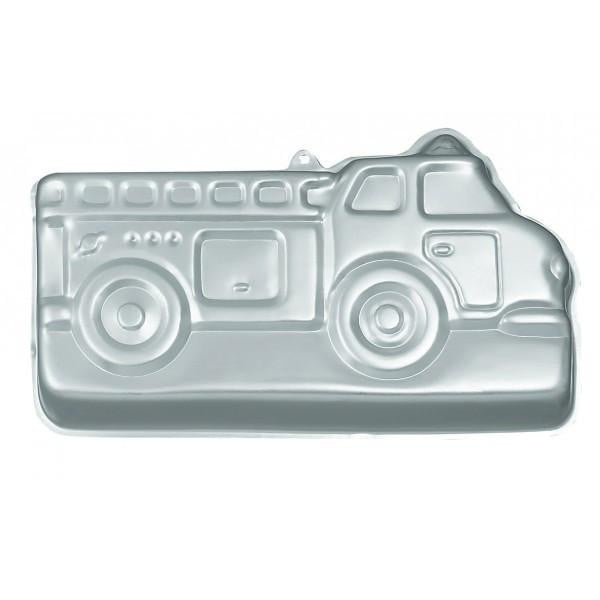 Firetruck Cake Tin Hire | Fireman Party Theme and Supplies