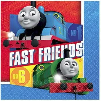 Designware | Thomas the Tank Engine Fast Friends Napkins - Lunch