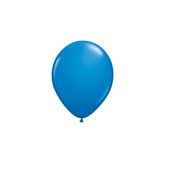 Qualatex | Dark Blue Mini Balloons