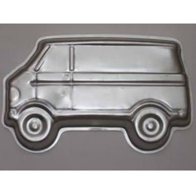 Van Cake Tin Hire