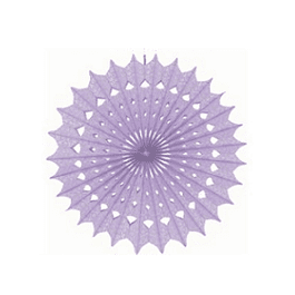 Purple Fan | Purple Party Theme and Supplies