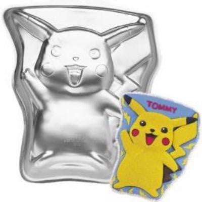 Pikachu Cake Tin Hire | Pokemon Party Theme & Supplies
