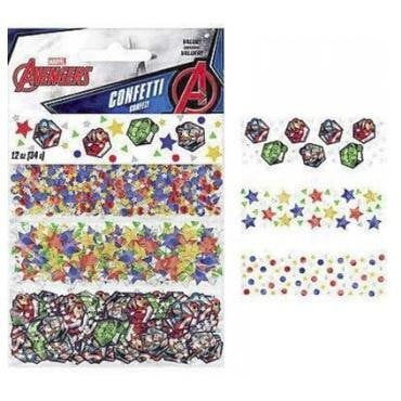 Amscan | Avengers Epic Confetti | Avengers Party Theme & Supplies