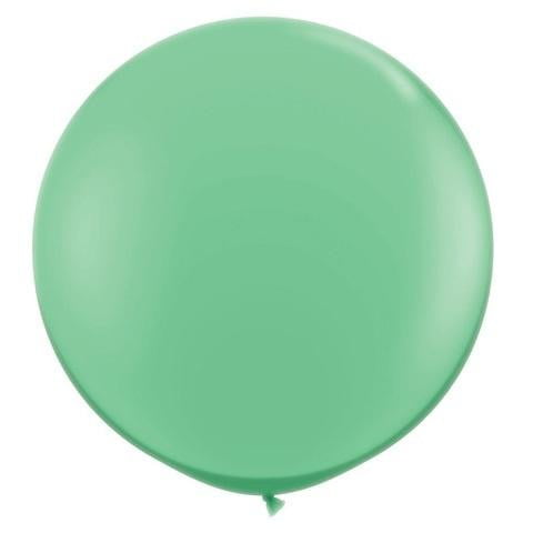 Giant Wintergreen Balloon | Helium Balloons Wellington