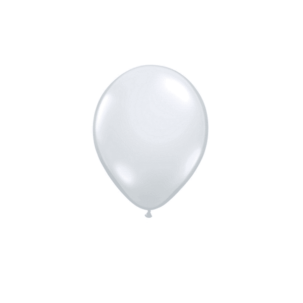 Qualatex | Diamond Clear Mini Balloons