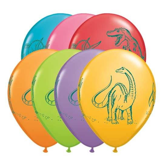 Dinosaur Balloons | Dinosaur Party Theme and Supplies