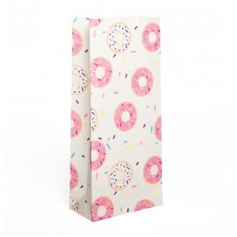 Sundays | Donut Treat Bag | Donut Party Theme & Supplies