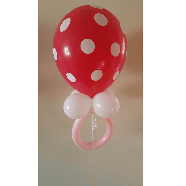 Baby Dummy Balloon | Baby Shower Supplies