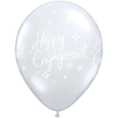 Engagement Balloons | Engagement Party Supplies