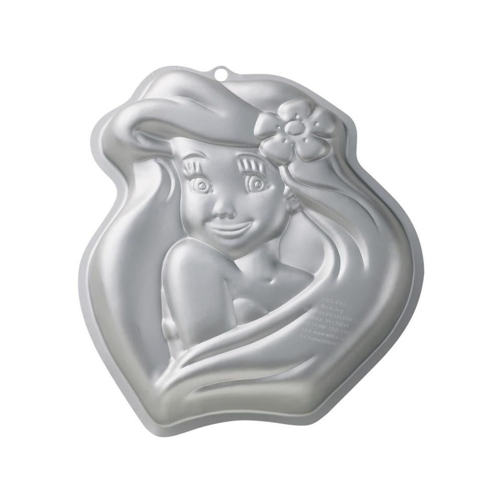 The Little Mermaid Cake Tin Hire | Mermaid Party Supplies