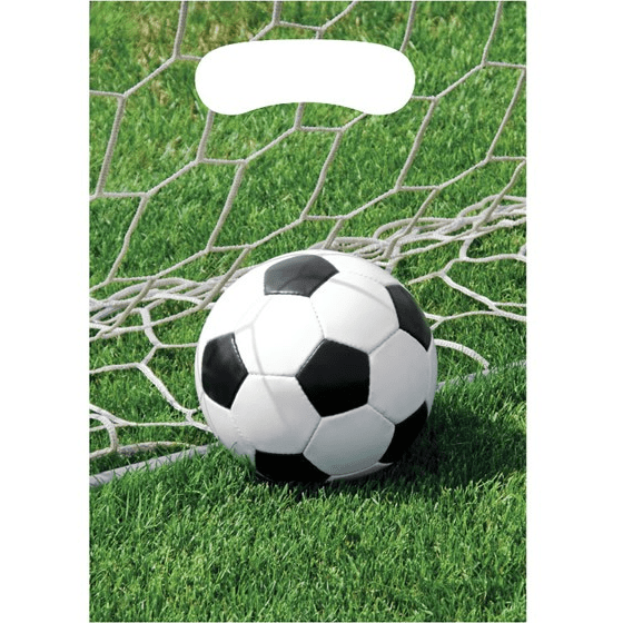Soccer Loot Bags | Soccer Party Supplies