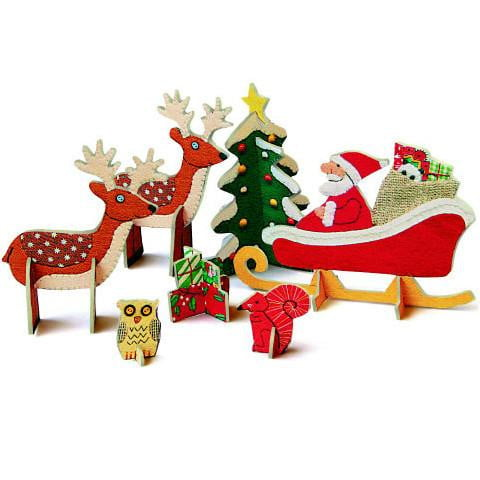 Roger La Borde | Christmas Sleigh Pop & Slot | Christmas Party Theme & Supplies