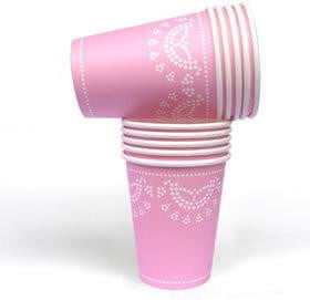 Pink Cups | Pink Party Theme and Supplies