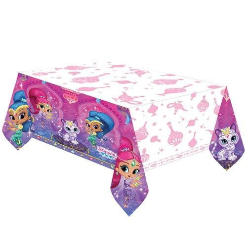 Shimmer and Shine Table Cover | Shimmer and Shine Party Supplies
