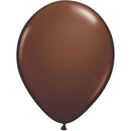 Qualatex | Chocolate Brown Balloon | Balloons Wellington
