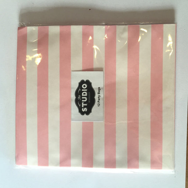 Pink & White Party bags | Party Bags themes and supplies