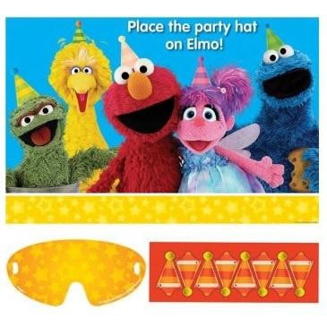 Buy Sesame Street Party Supplies Online at Build a Birthday NZ
