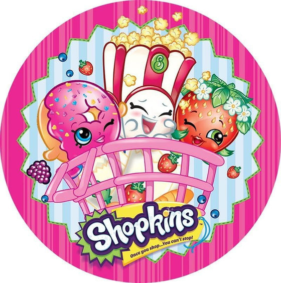 Shopkins Edible Cake Image | Shopkins Party