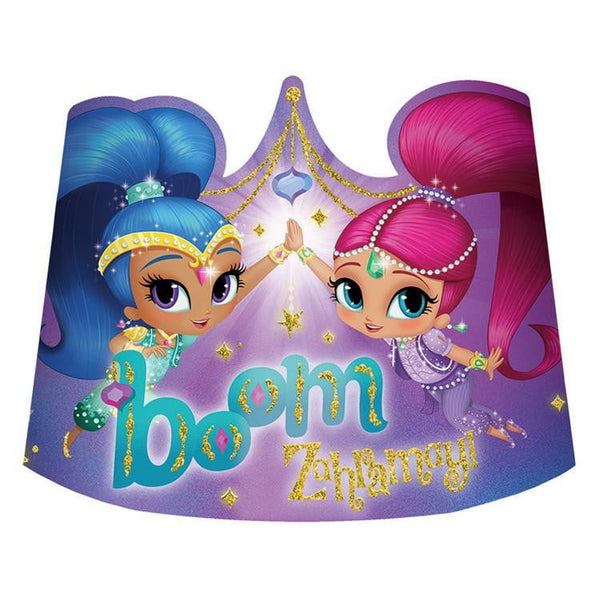 Shimmer and Shine Tiaras | Shimmer and Shine Party Supplies