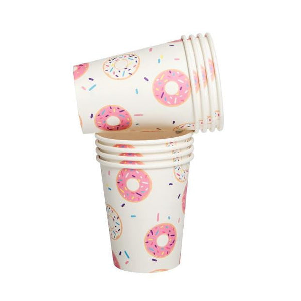 Sundays | Donut Cups | Donut Party Theme & Supplies