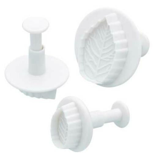 Leaf Plunger Cutter Set