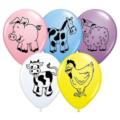 Farm Animal Balloon | Farmyard Party Theme and Supplies