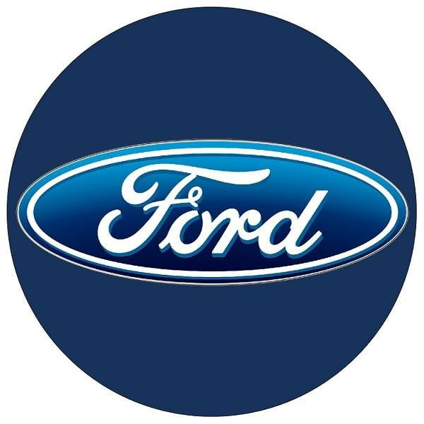 Ford Edible Cake Topper | Ford Party | Cars Party