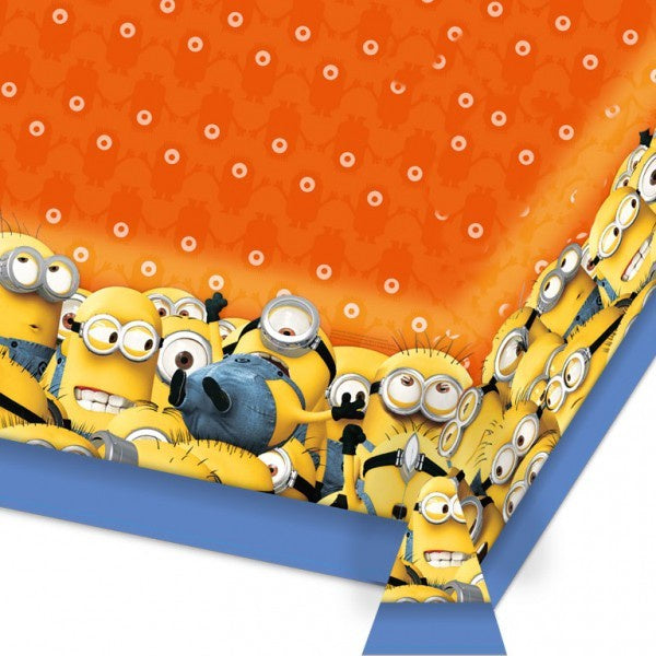 Minions Tablecloth | Minion Party Supplies
