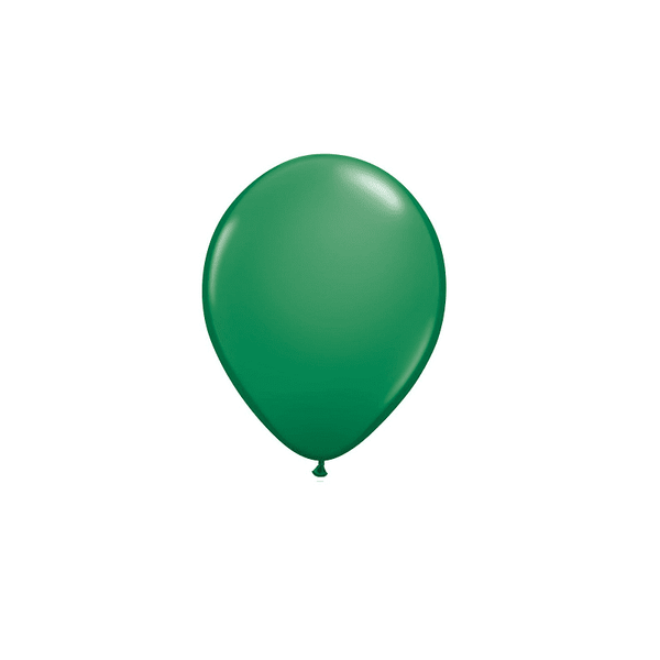 Qualatex | Forest Green Mini Balloons