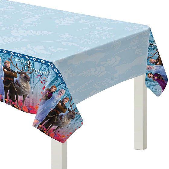 Disney | Frozen 2 Tablecover | Frozen 2 Party Supplies