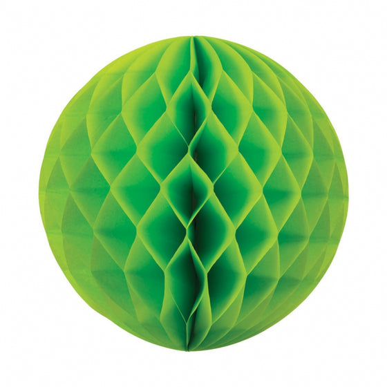 Five Star | Lime Green Honeycomb Ball | Lime Green Party Supplies