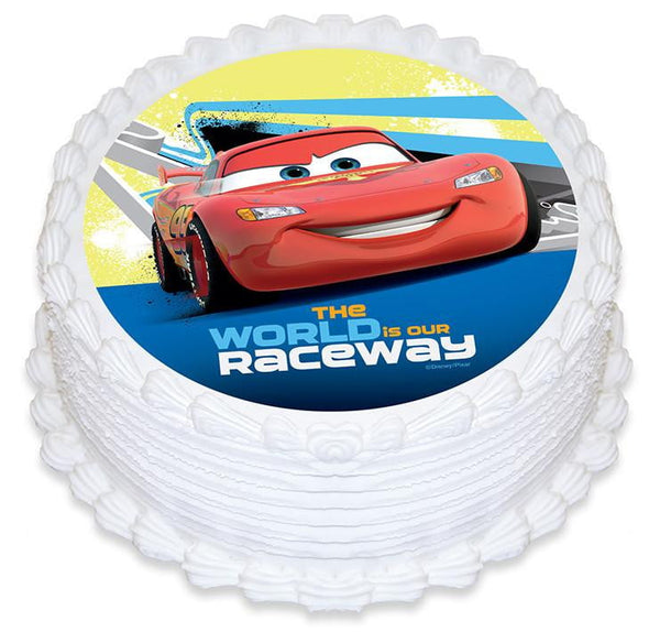 Disney | Cars Cake Decoration | Cars Party Theme and Supplies