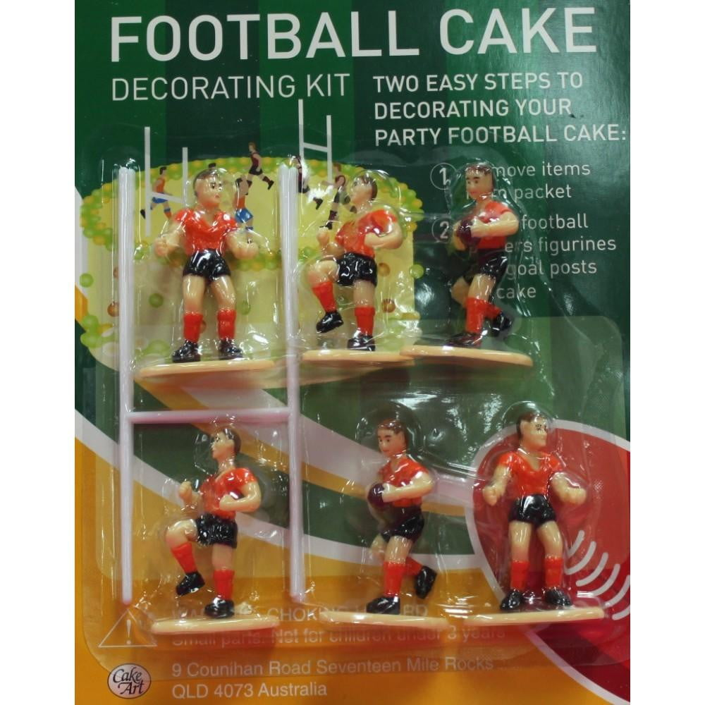 Rugby Cake Decorations | Rugby Party Theme and Supplies