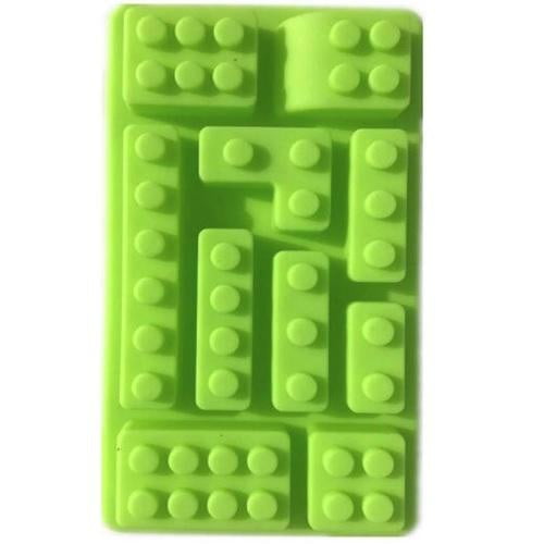 Lego Brick Silicone Mould | Lego Party