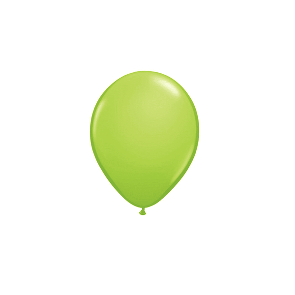 Qualatex | Lime Green Mini Balloons