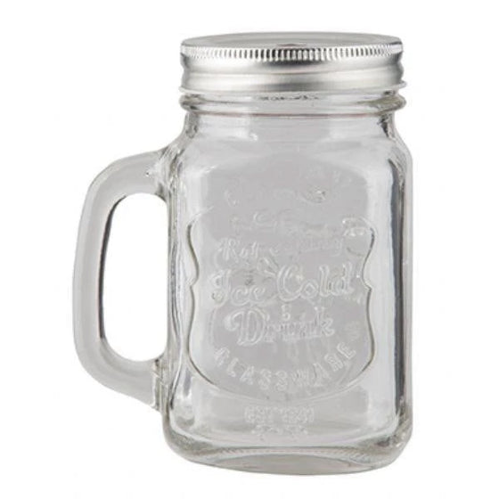 Mason Jar | Drinking Jar | Kids Birthday Party Supplies