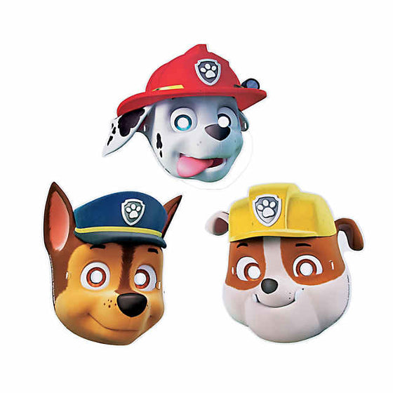 Paw Patrol Masks | Paw Patrol Party Supplies