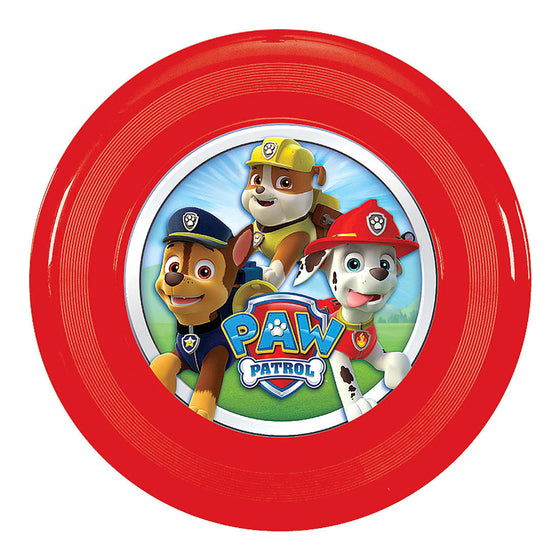 Paw Patrol Mini Flying Disc | Paw Patrol Party Supplies