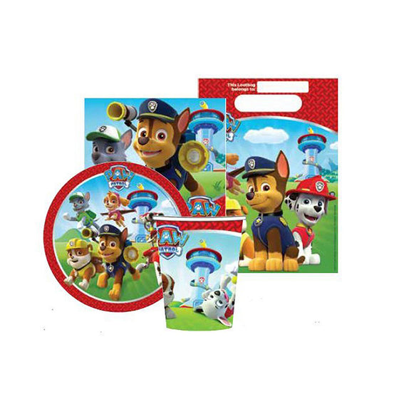 Paw Patrol Party Pack | Paw Patrol Party Supplies