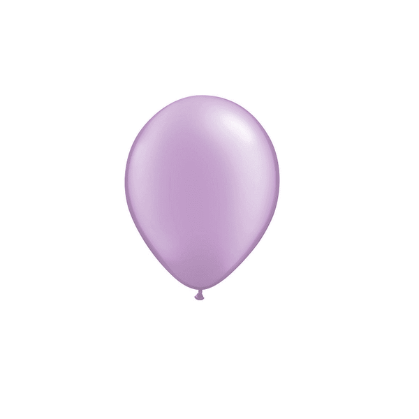 Qualatex | Pearl Lavender Mini Balloons