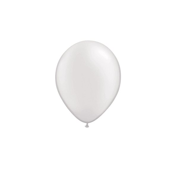 Qualatex | Pearl White Mini Balloons