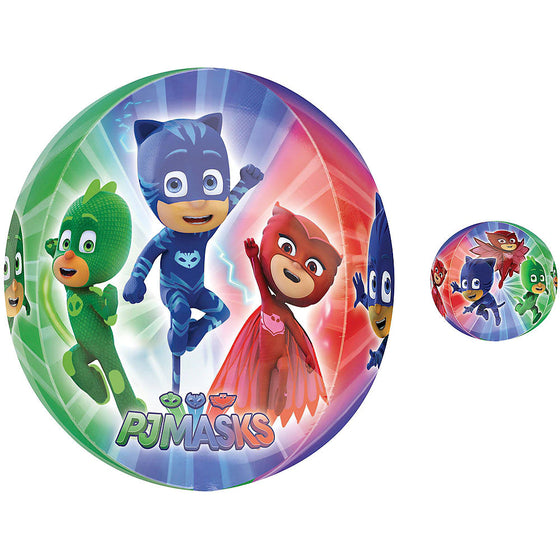 PJ Masks Orbz Balloon | PJ Masks Party Supplies