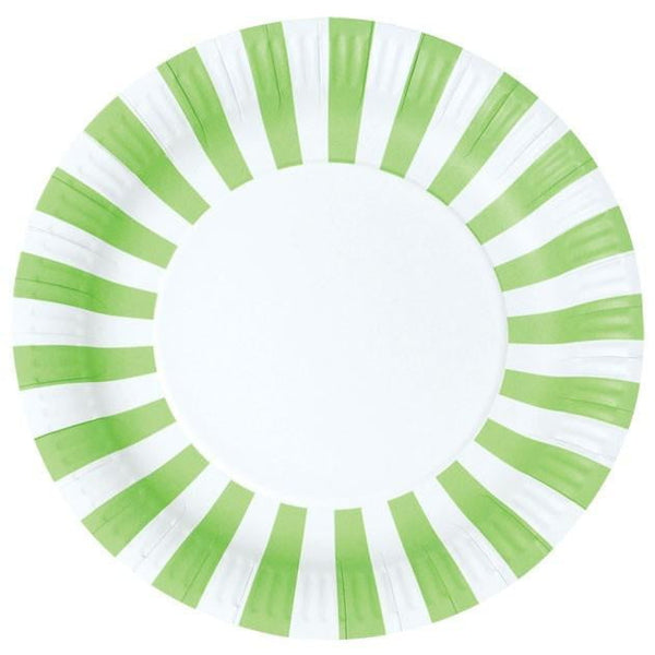 Paper Eskimo | Green Plates | Green Party Supplies