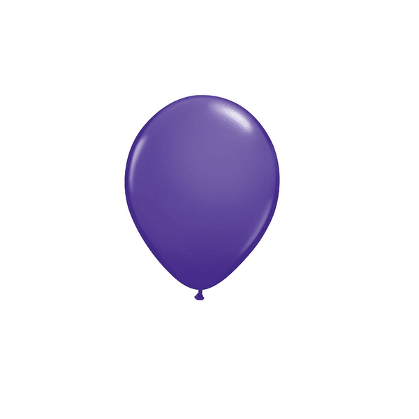 Qualatex | Purple Violet Mini Balloons