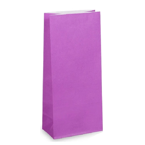Purple Party Bags | Purple Party Supplies