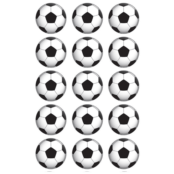 Soccer Edible Decorations | Soccer Party Supplies