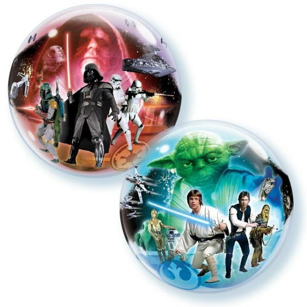 "Disney | Star Wars 22"" Foil Bubble Balloon 