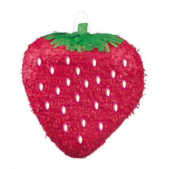 Strawberry Pinata | Strawberry Party Supplies