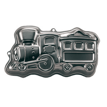 Train Cake Tin Hire | Train Party
